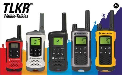 Avis Motorola T50